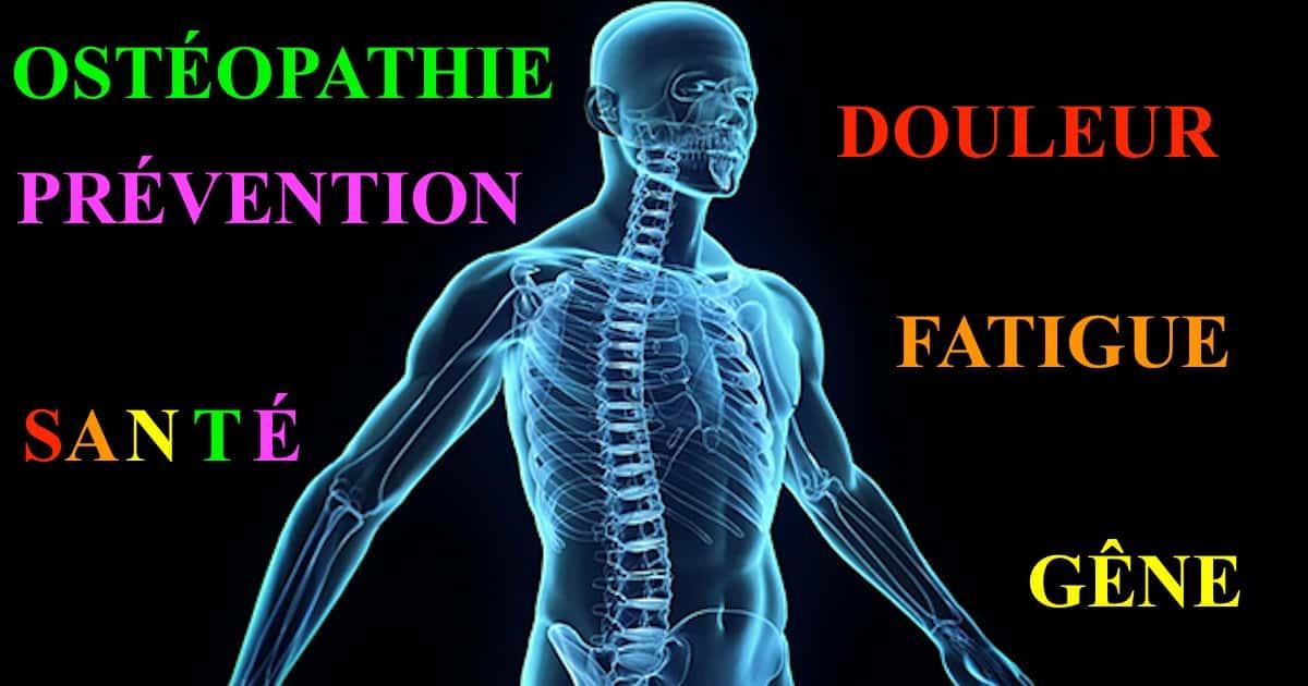Consulter votre ostéopathe sans trop attendre